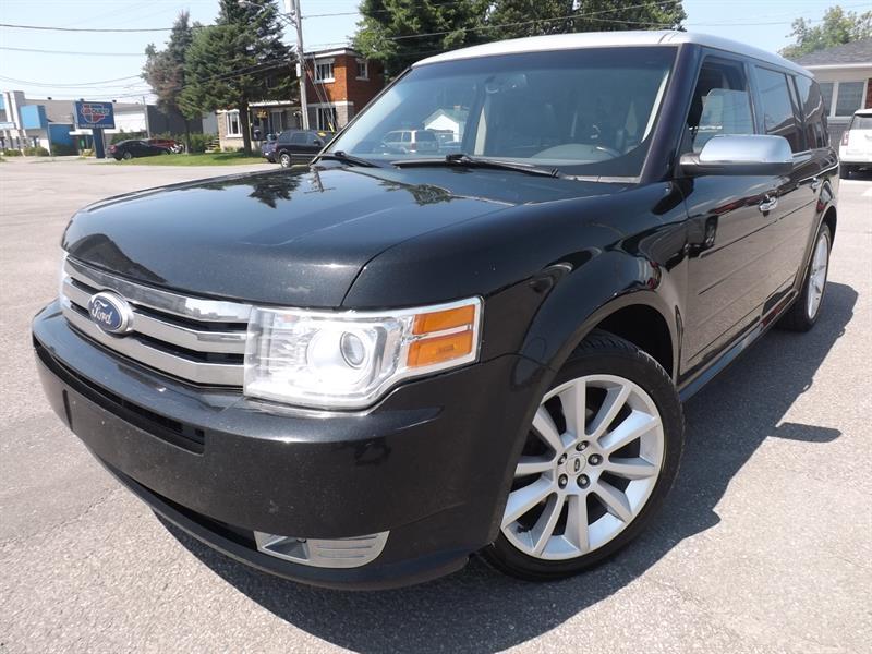 Ford Flex 2011 Limited AWD #736622