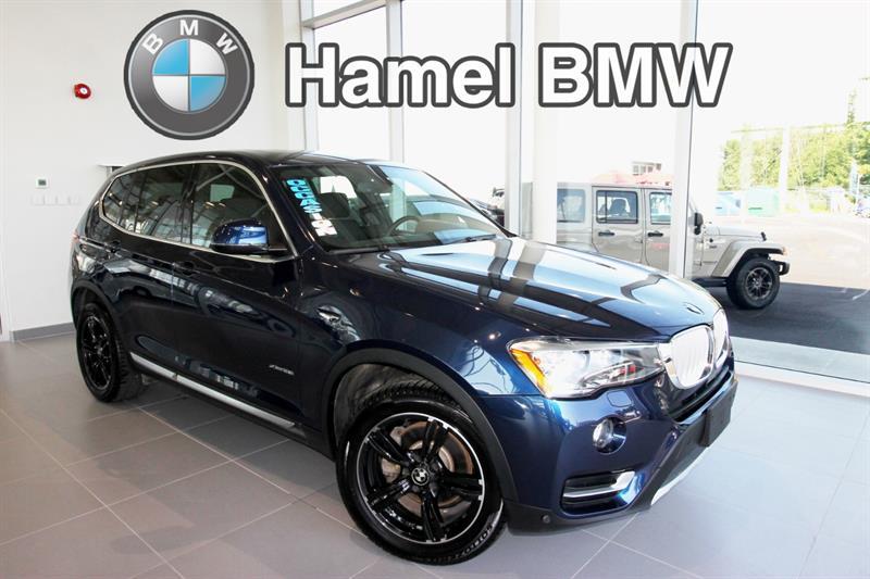 BMW X3 2017 AWD 4dr xDrive28i #u18-176