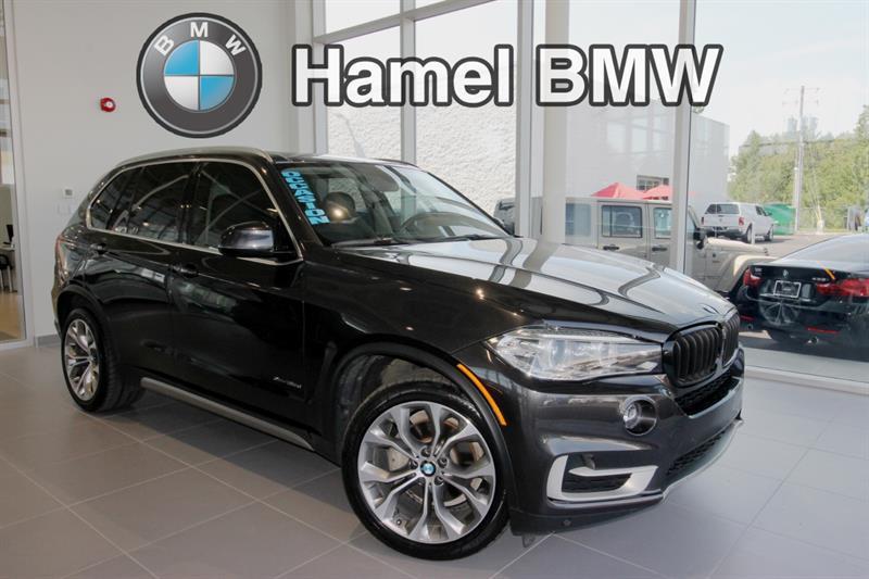 2017 BMW X5 AWD 4dr xDrive35d #U18-174