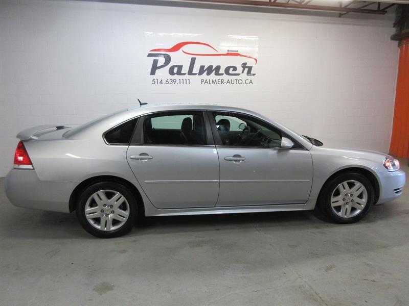 Chevrolet Impala 2011 4dr Sdn LS #17771