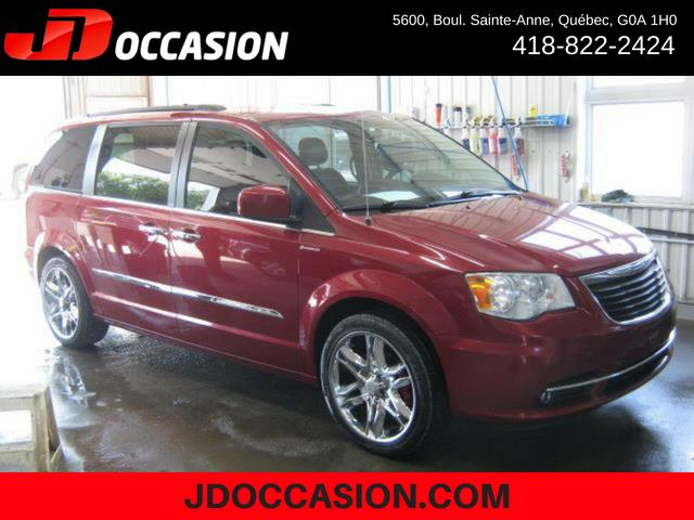 Chrysler Town - Country 2014 4dr Wgn Touring w-Leather #A4849B