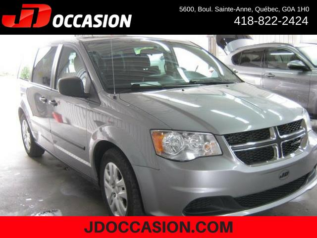Dodge Grand Caravan 2015 4dr Wgn Canada Value Package #70302A