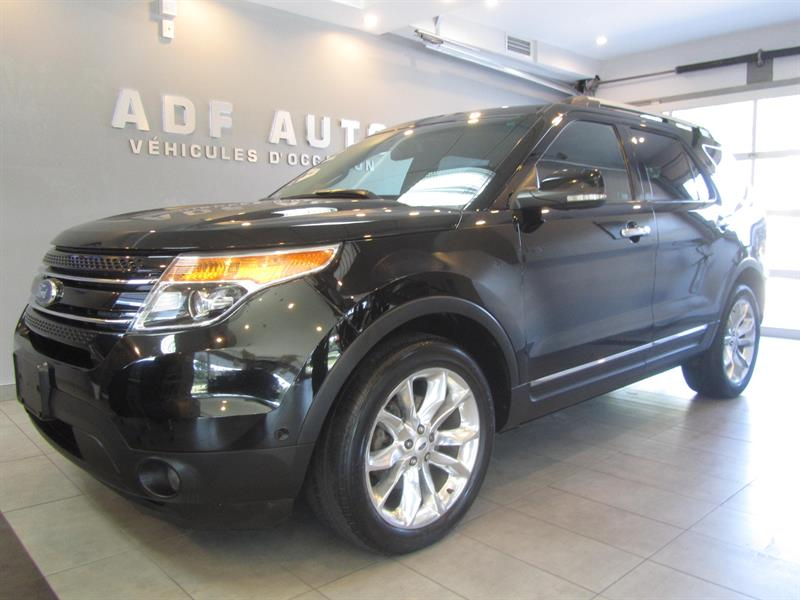 Ford Explorer 2012 LIMITED 4WD 7 PASSAGERS #4235A