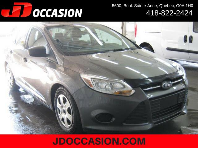 Ford Focus 2014 4dr Sdn S #M8025A