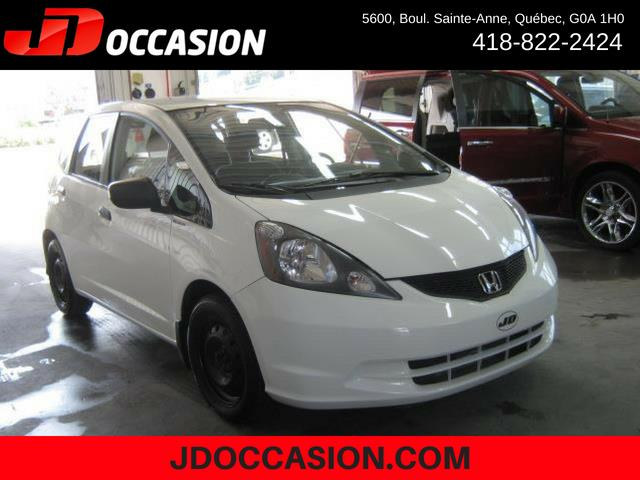 Honda FIT 2014 5dr HB Man DX-A #MI117
