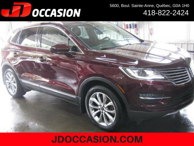Lincoln MKC 2017 AWD 4dr Select #MI127