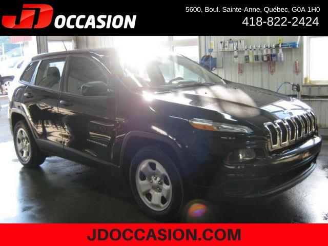 Jeep Cherokee 2015 FWD 4dr Sport #70821A