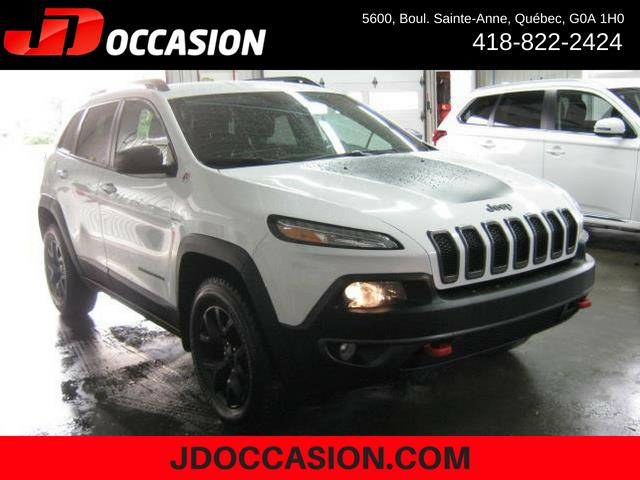 Jeep Cherokee 2015 4WD 4dr Trailhawk #90008A