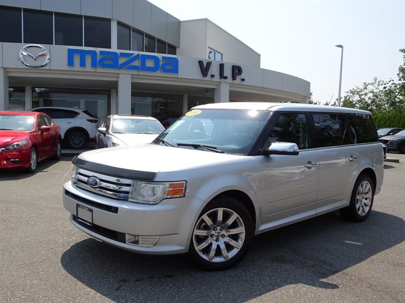 2010 Ford Flex LIMITED, AWD #8172A