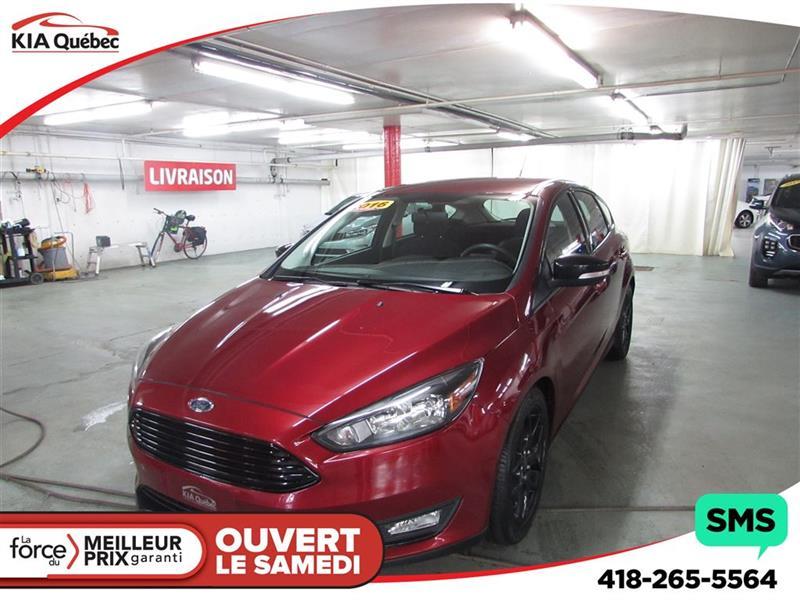 Ford FOCUS 2016 SE** CAMÉRA* SIÈGES CHAUFFANTS* #QU10236A