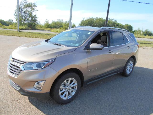 2018 Chevrolet Equinox AWD 4dr LT w-1LT #MP-2491