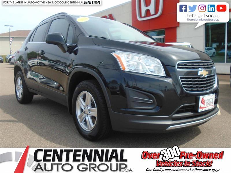 2014 Chevrolet Trax 1LT | AWD |  #U1762A