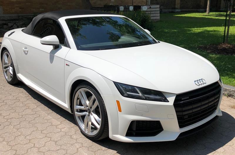 Audi TT 2016 2.0T ** S-LINE ** QUATTRO #LB01
