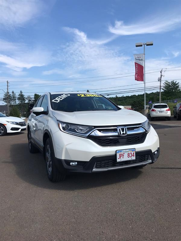 2018 Honda CR-V EX-L AWD #JH102949