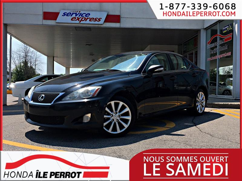 Lexus IS 250 2010 4dr Sdn Auto AWD #44474-1