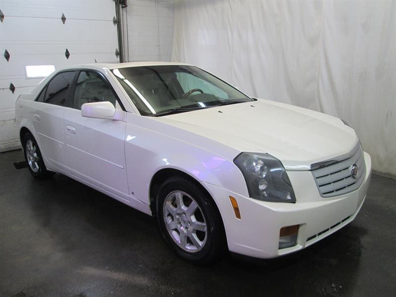 Cadillac CTS 2007 3.6L Hi Feature #8-0401
