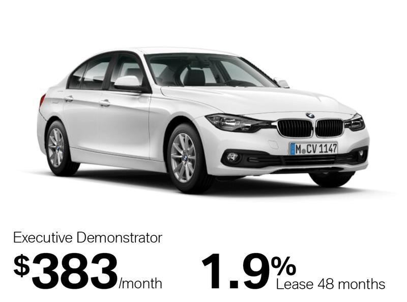 2018 BMW 3 Series 330i xDrive Sedan #J1706