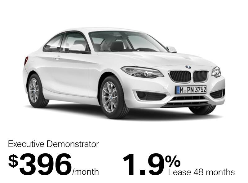 2018 BMW 2 Series 230i xDrive Coupe #J0655