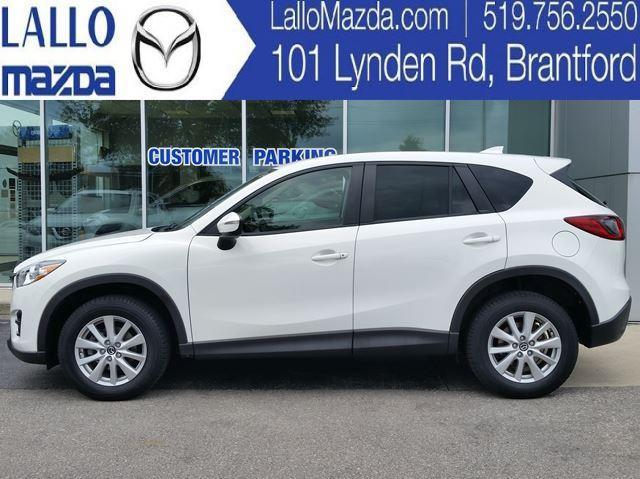 2016 Mazda CX-5 GS AWD w/ MOONROOF #P2390