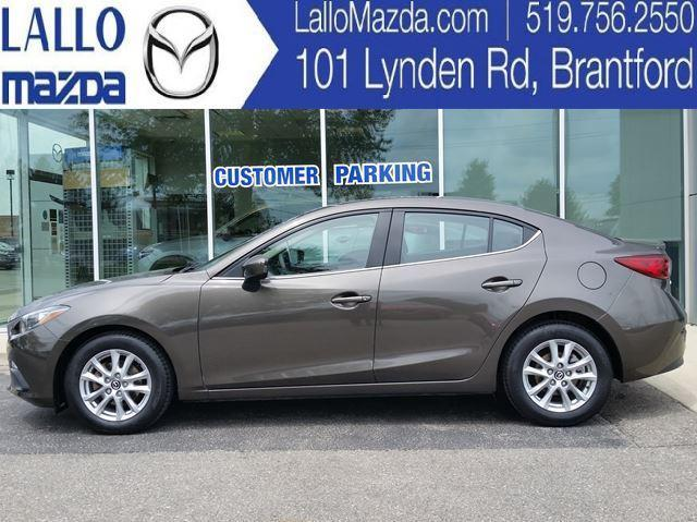 2014 Mazda MAZDA3 GS *CPO VEHICLE* #P2407