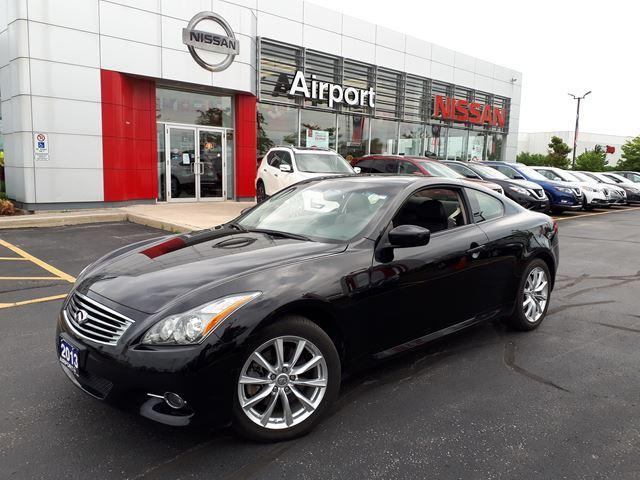 2013 Infiniti G 37 LOADED,LEATHER,AWD,COUPE #P1618
