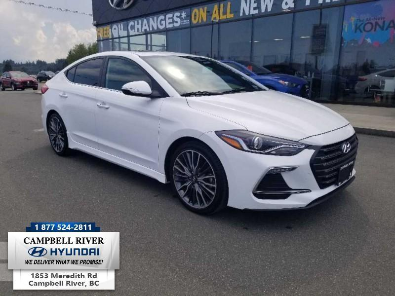 2018 Hyundai Elantra Sport Tech Manual #N18052
