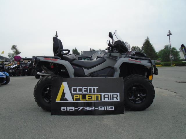 Can-am Outlander Max 650 2015