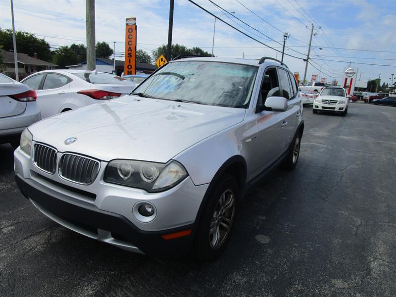 BMW X3 2008 AWD 4dr 3.0i #2379a