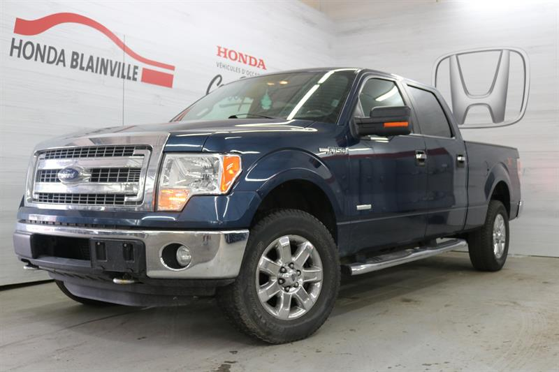 Ford F-150 2013 4WD SuperCrew #U-1075A
