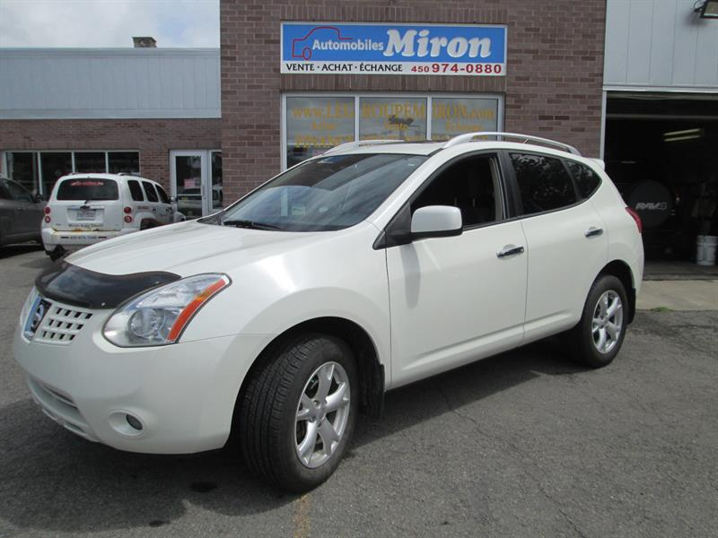 2010 Nissan Rogue FWD 4dr #470718