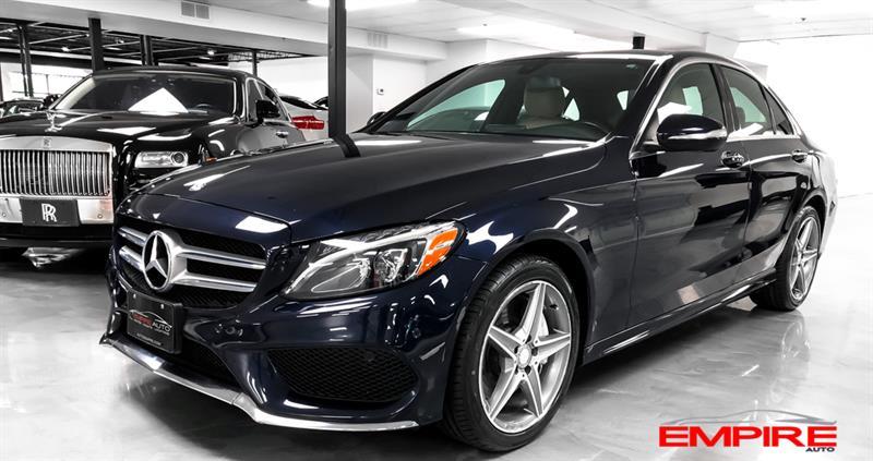 Mercedes-Benz Classe-C 2015 C300 4MATIC PREMIUM #A6743