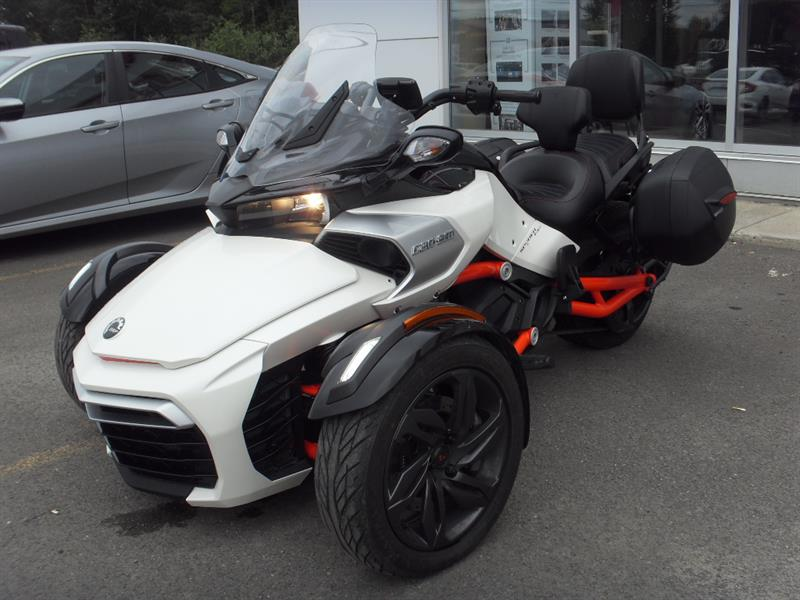 Can-am Spyder F3-S 2015 #H18073B