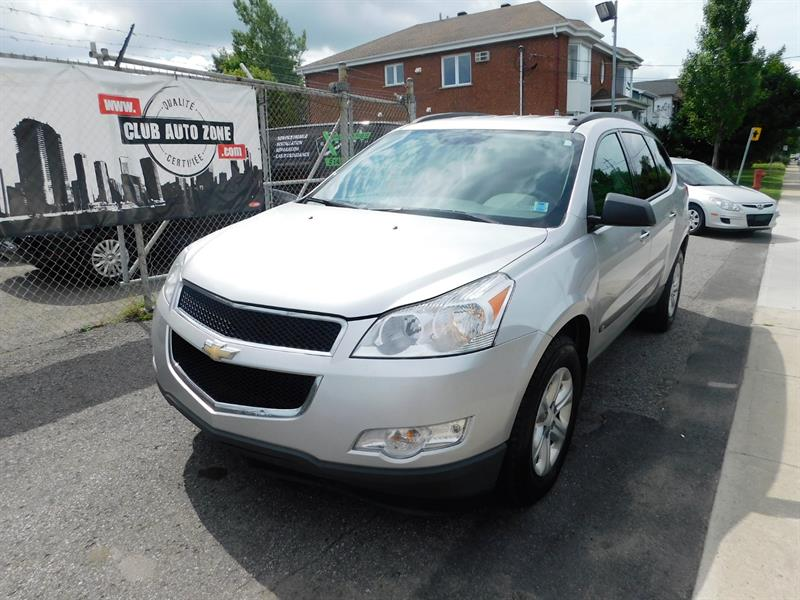 Chevrolet Traverse 2010 LS AWD 8 PASSAGERS AUTOMATIQUE #AS131107
