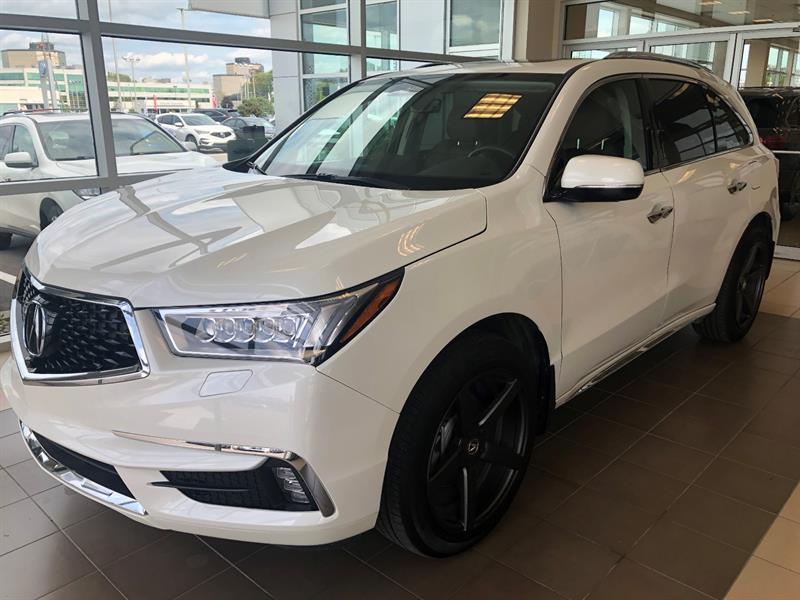 Acura MDX 2017 SH-AWD 4dr Elite Pkg #177780