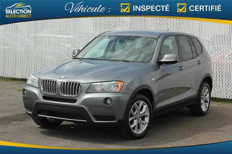 BMW X3 2014 AWD 4dr xDrive28i #SD15803