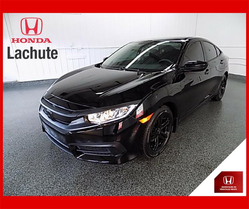 Honda Civic 2018 BLACK EDITION 2.0L #18-307