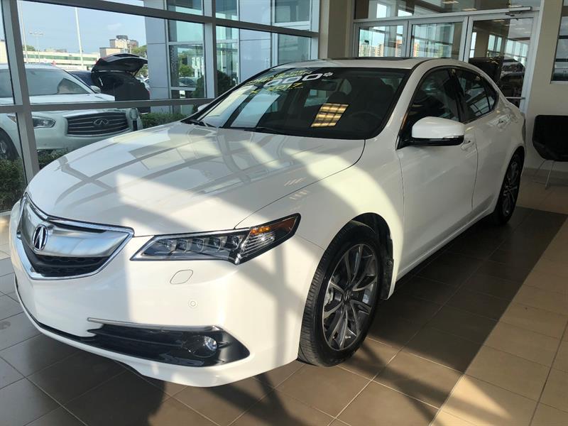 Acura TLX 2017 4dr Sdn SH-AWD V6 Elite #174194