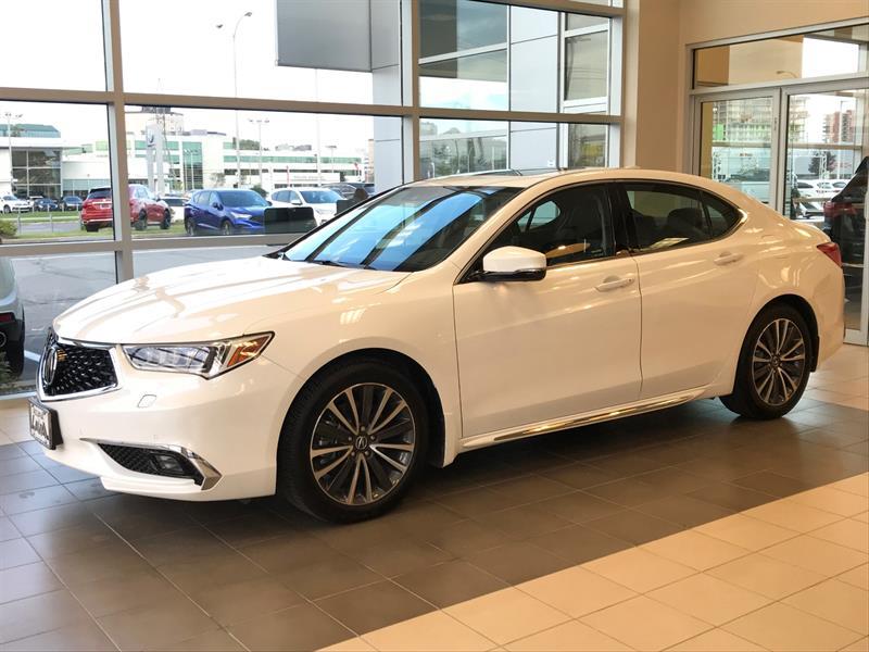 Acura TLX 2018 ELITE ** AWD ** DEMONSTRATEUR #PU5827