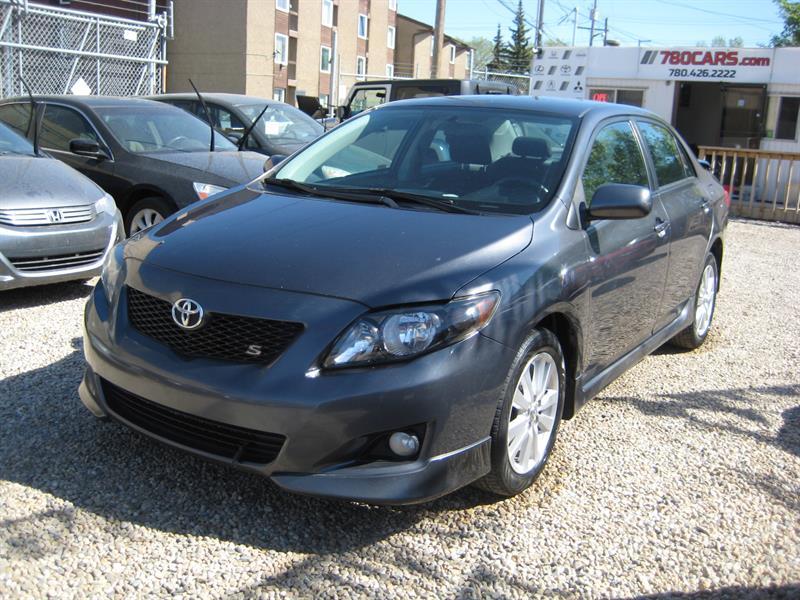 2009 Toyota Corolla 4dr Sdn #169153
