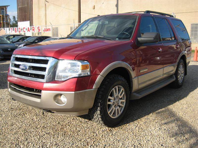2007 Ford Expedition 4WD 4dr Eddie Bauer #A95881