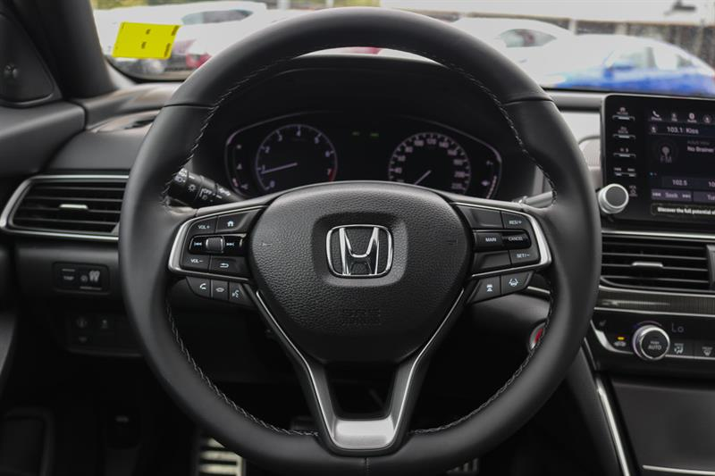 Honda Dealership Vancouver >> 2018 Honda Accord Sedan Sport 2.0 Manual Demonstrator for sale in Victoria at Campus Honda