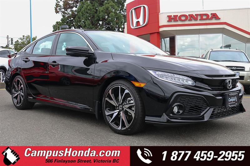 2018 Honda Civic Sedan Si Manual #D18-0228