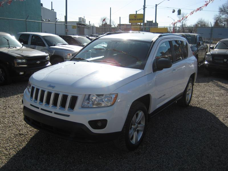 2013 Jeep Compass 4WD 4dr #269658