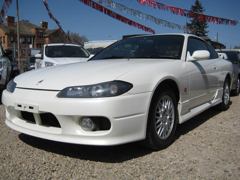 2002 Nissan 240SX 2dr Cpe #035714