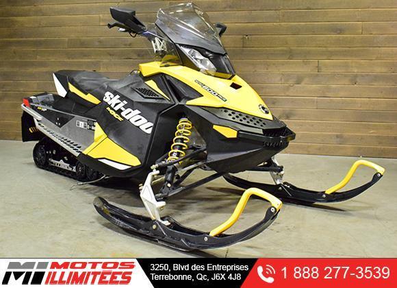 Ski-Doo MX-Z Sport 600 ACE 2012