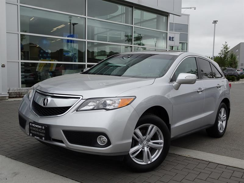 2015 Acura RDX 6-Spd AT AWD w/ Technology Package #P5958