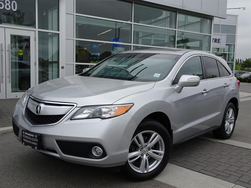 2013 Acura RDX 6-Spd AT AWD w/ Technology Package #836732A