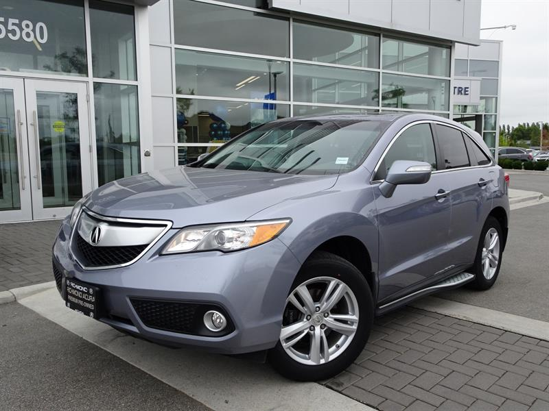 2013 Acura RDX 6-Spd AT AWD #836908B
