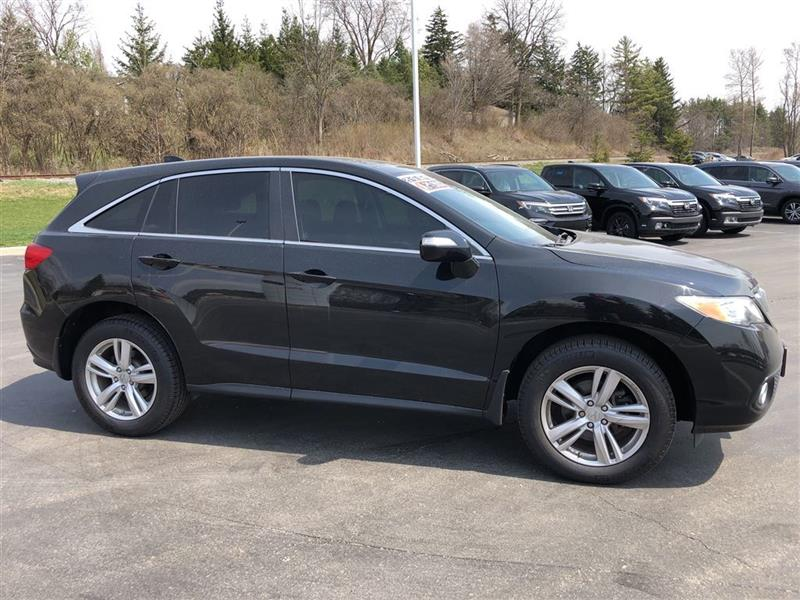2015 Acura RDX Tech Pkg Used for sale in Kitchener at Kitchener Honda