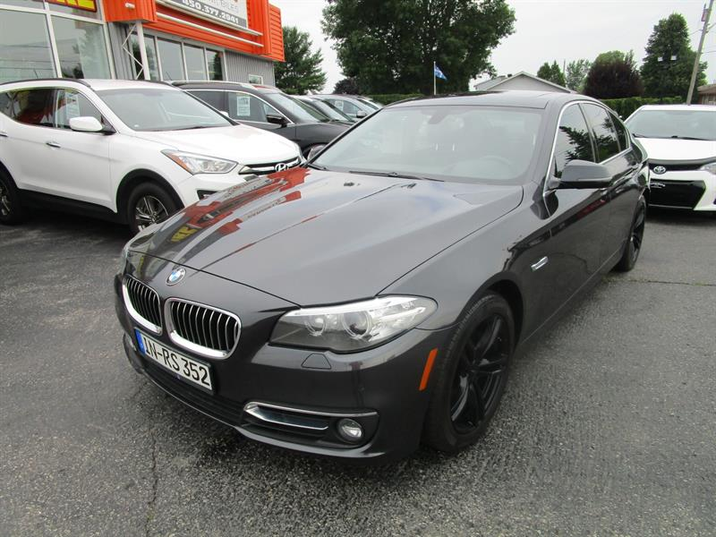 BMW 5 Series 2016 4dr Sdn 528i xDrive AWD #2329A